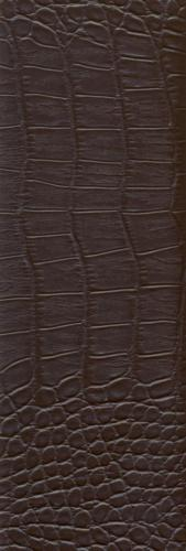 0312R-BROWN CROCODILE